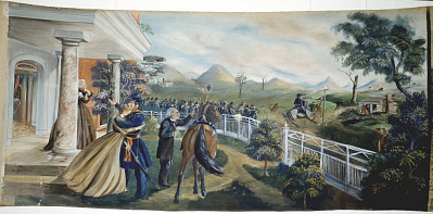 Panorama of the The Union Army of the Cumberland