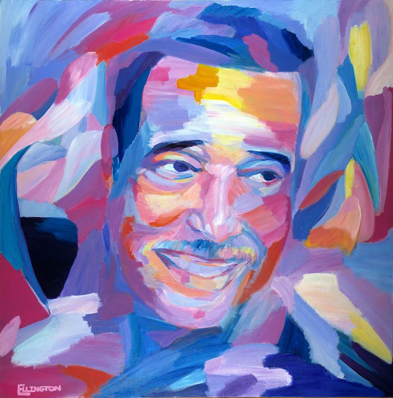 Image for Painting of Duke Ellington