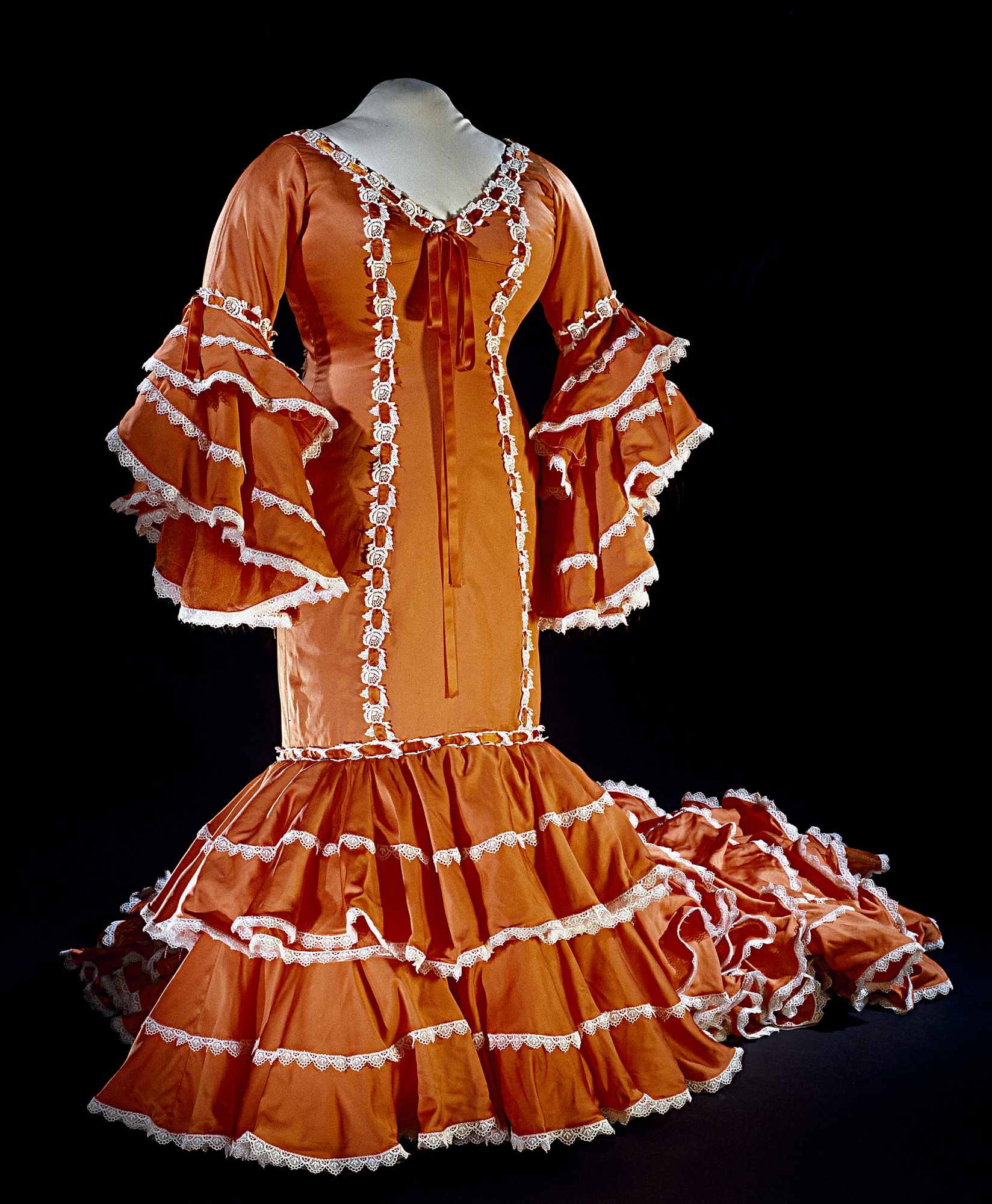 images for Cuban Rumba Dress