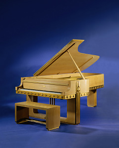 images for Steinway & Sons Grand Piano-thumbnail 1