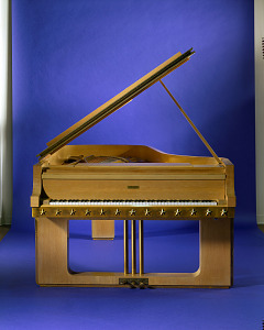 images for Steinway & Sons Grand Piano-thumbnail 2