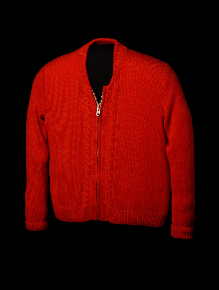 Mister Rogers Sweater National Museum Of American History