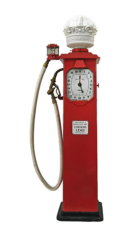 Wayne Oil Tank and Pump Company gasoline pump, 1932