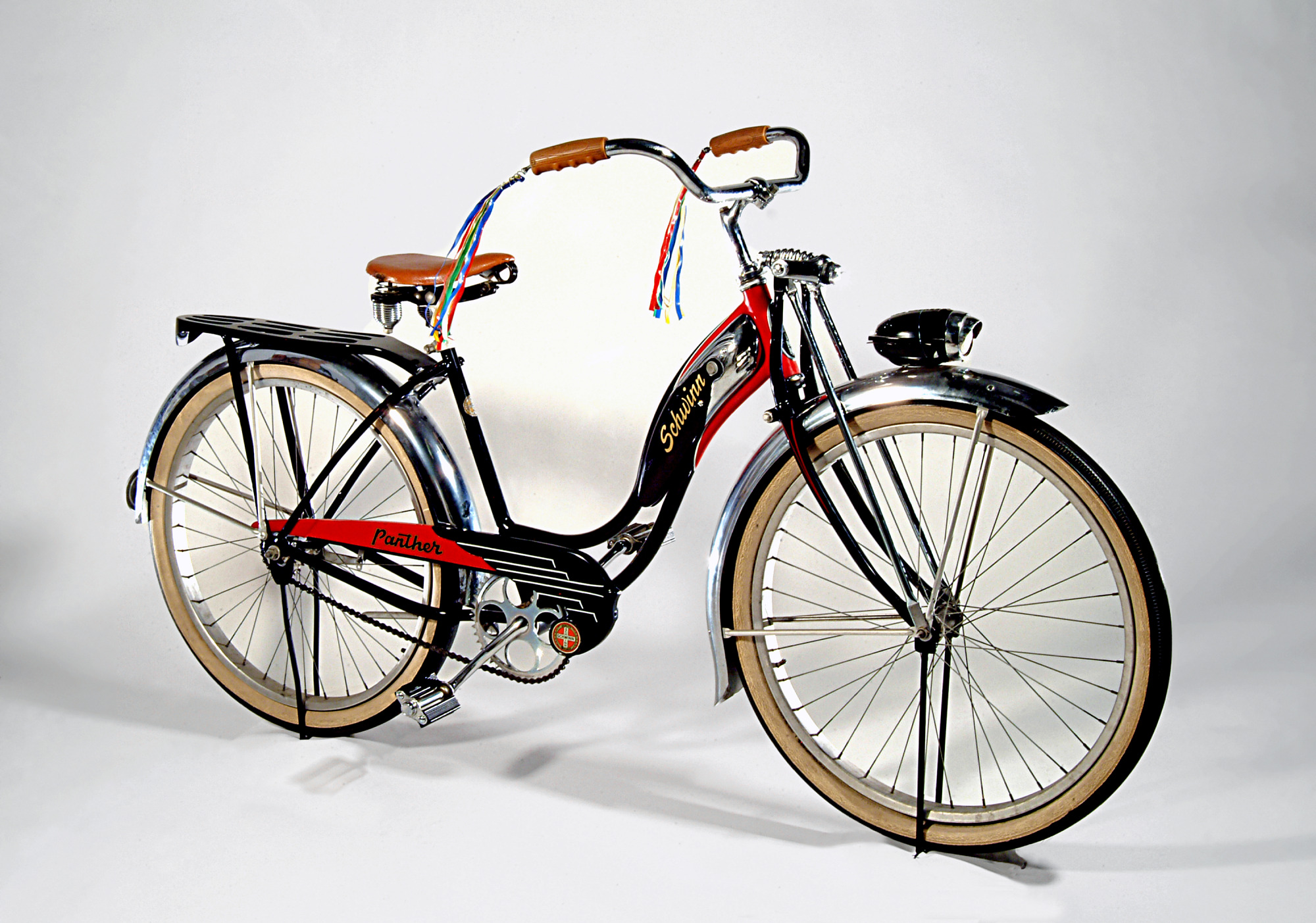 Schwinn Panther Bicycle, 1953