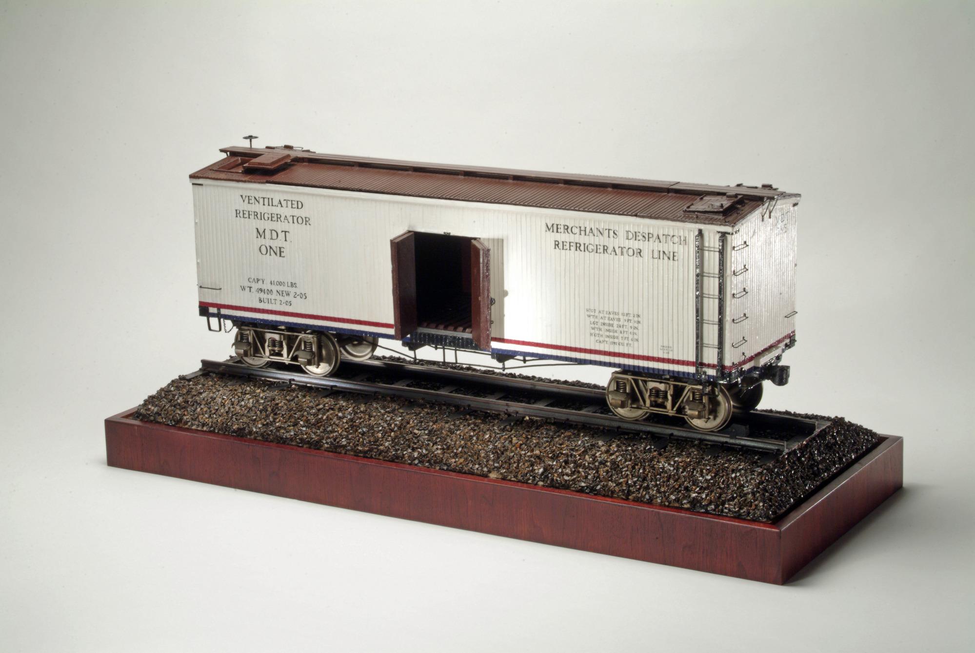 American Railroads   National Museum of American History