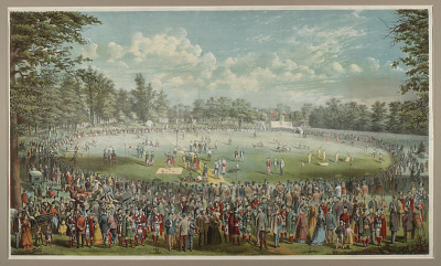 The Great International Caledonian Games Held at Jones Woods, New York City, July 1st, 1867 ... 1868