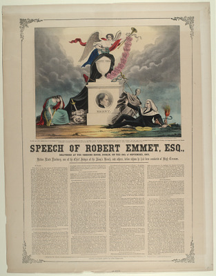 Speech of Robert Emmet, Esq.