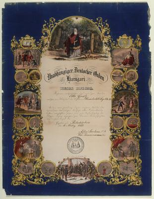 Unabhangiger Deutscher Orden der Harugari