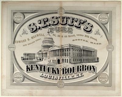 S.T. Suit's Pure Kentucky Bourbon