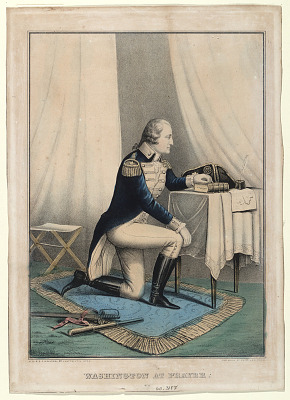Washington at Prayer