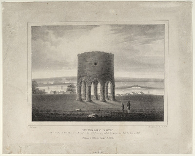 Newport Ruin