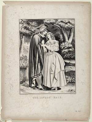The Lover's Walk