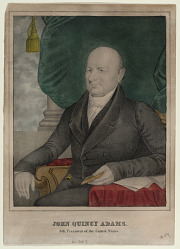 John Quincy Adams. 6th President of the United States