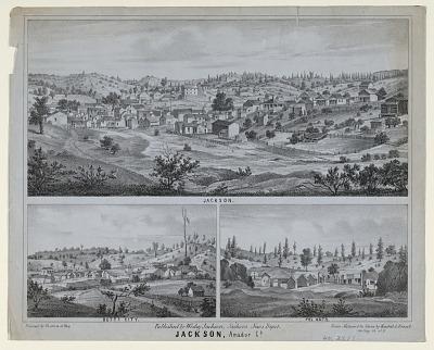 Jackson, Amador Co.