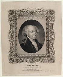 John Adams. 2nd President of the United States