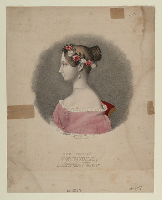 Her Majesty Victoria, Queen of Great Britian