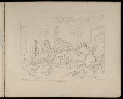 Ichabod Crane from Legend of Sleepy Hollow