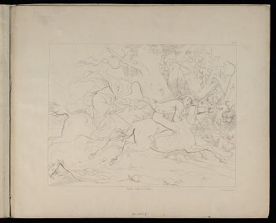 Legend of Sleepy Hollow illustration