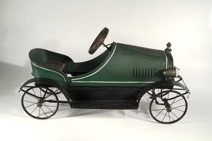 Kirk-Latty pedal car, 1917