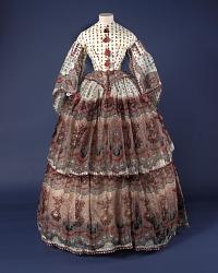 Woman's Dress, 1855–65