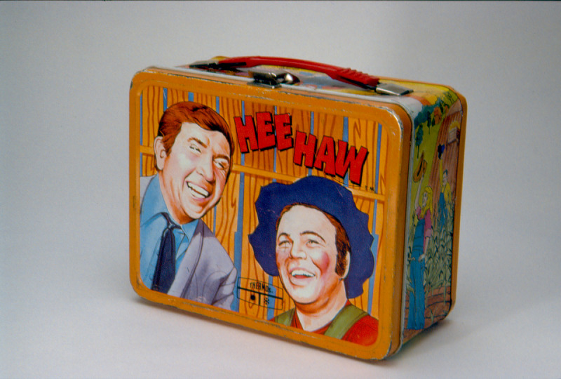 Image for Hee Haw Lunch Box