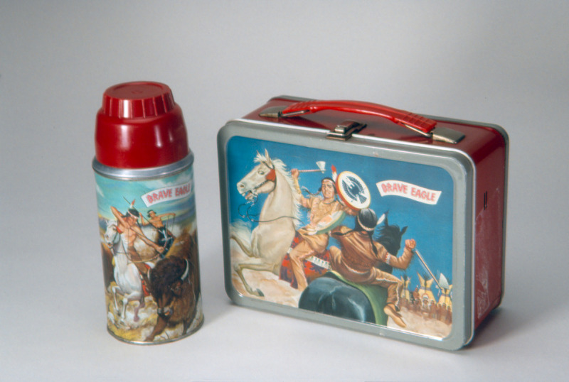 Image for Brave Eagle Thermos Bottle