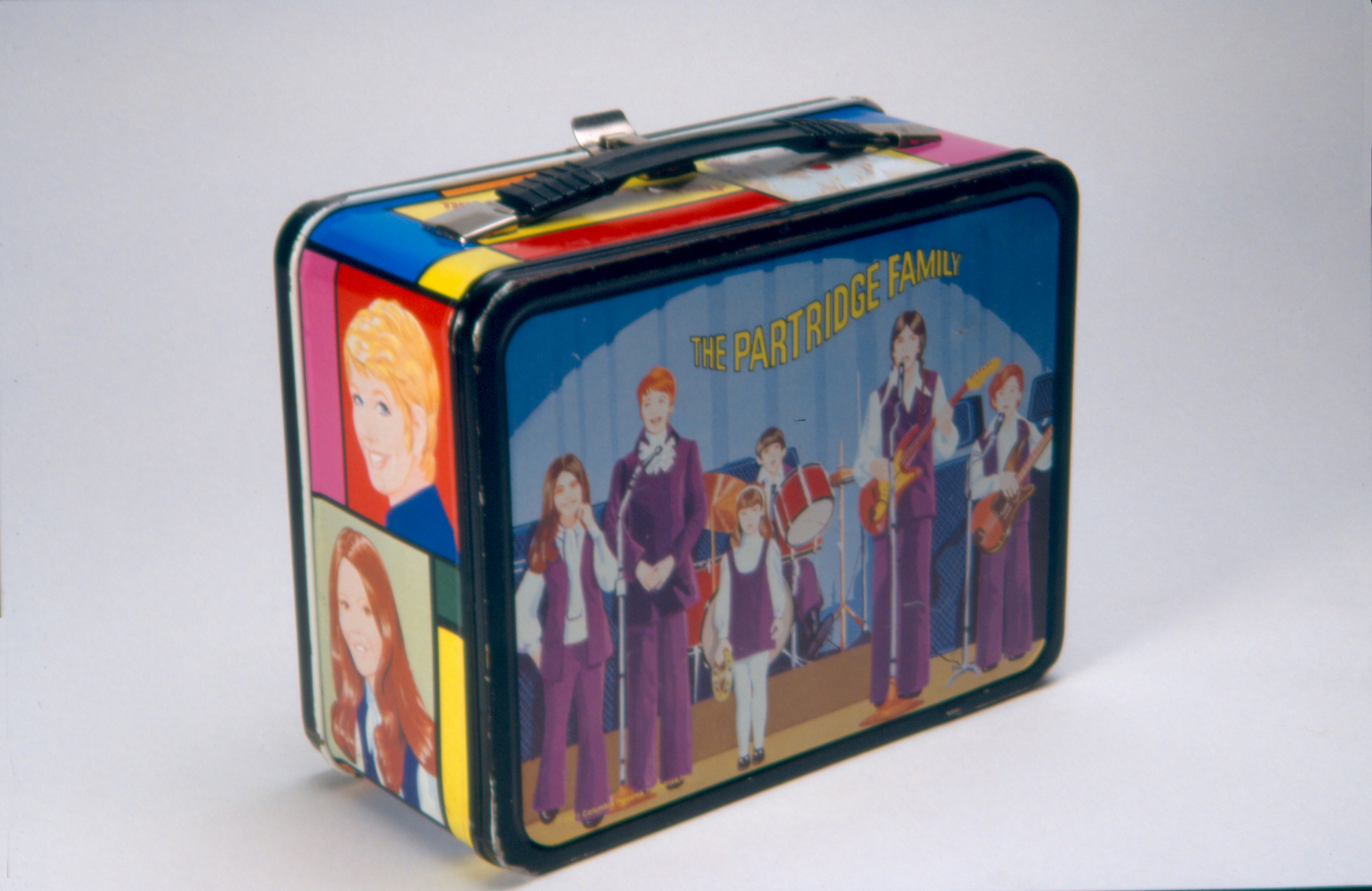 images for <i>The Partridge Family</i> Lunch Box