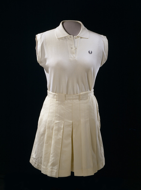 Image for Tennis Outfit, Worn by Althea Gibson