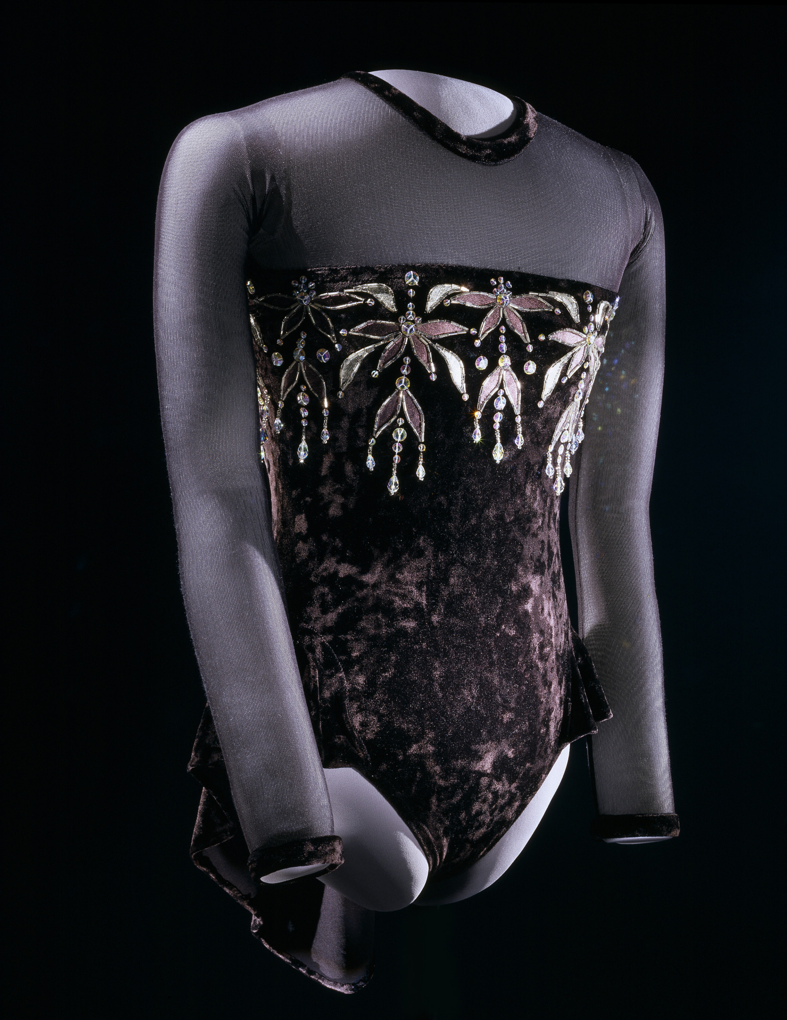 images for Ice Skating Costume, worn by Kristi Yamaguchi