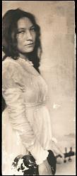Zitkala Sa, Sioux Indian and activist