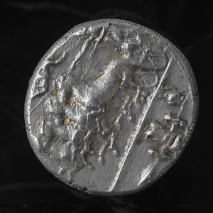 images for 1 Decadrachm, Syracuse, about 400 B.C.E.-thumbnail 2