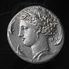images for Ancient Greek Silver Coin (Dekadrachm), about 400 B.C.E.-thumbnail 1