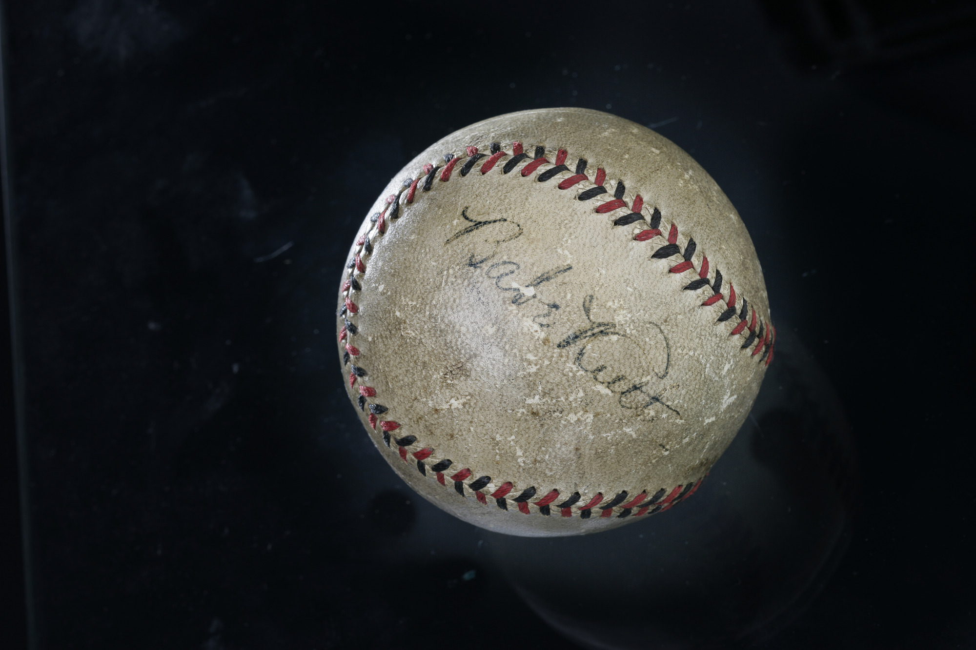 images for Babe Ruth Autographed Baseball