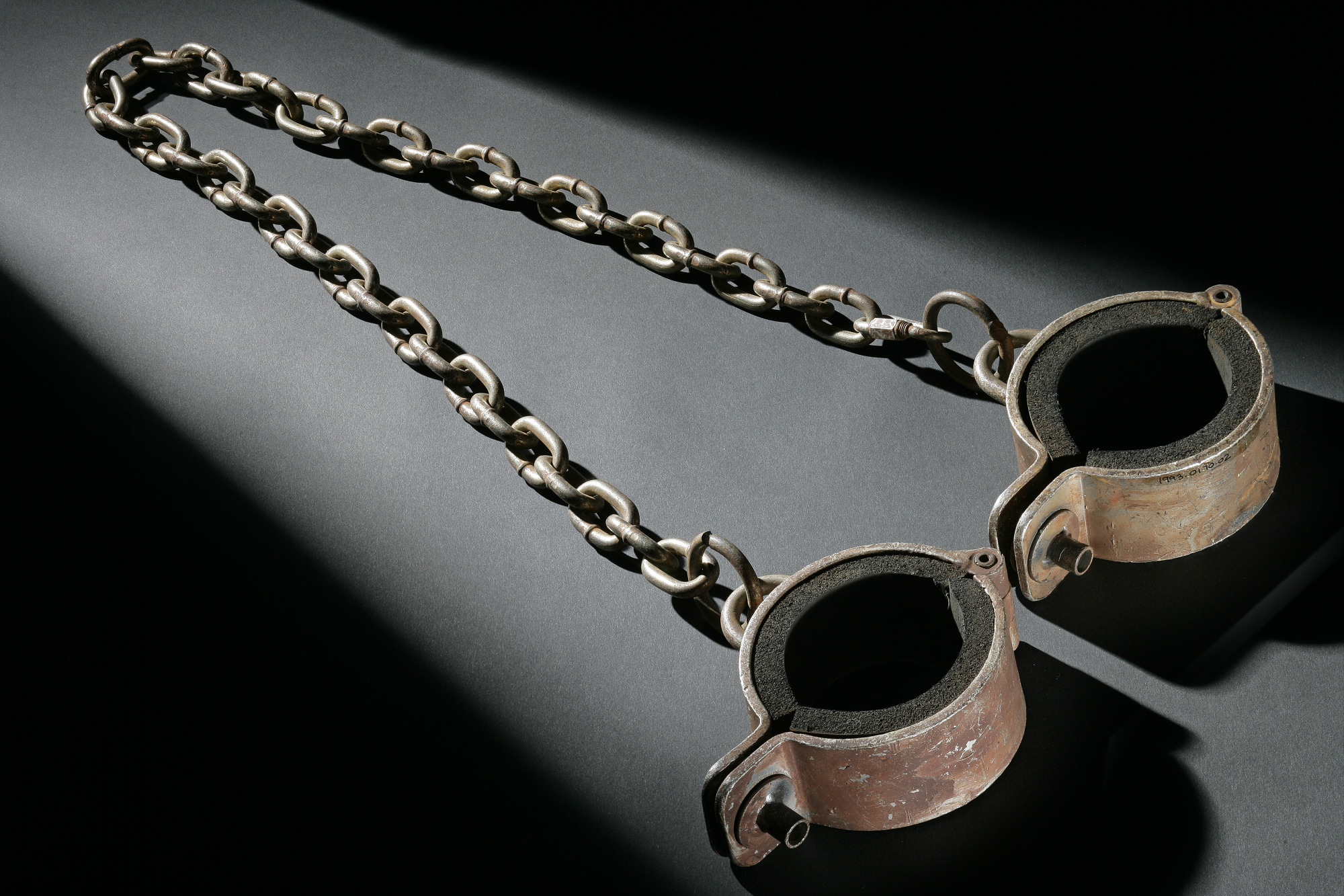 images for Kunta Kinte's Manacles