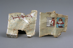 Flight 93 Flight Safety Card