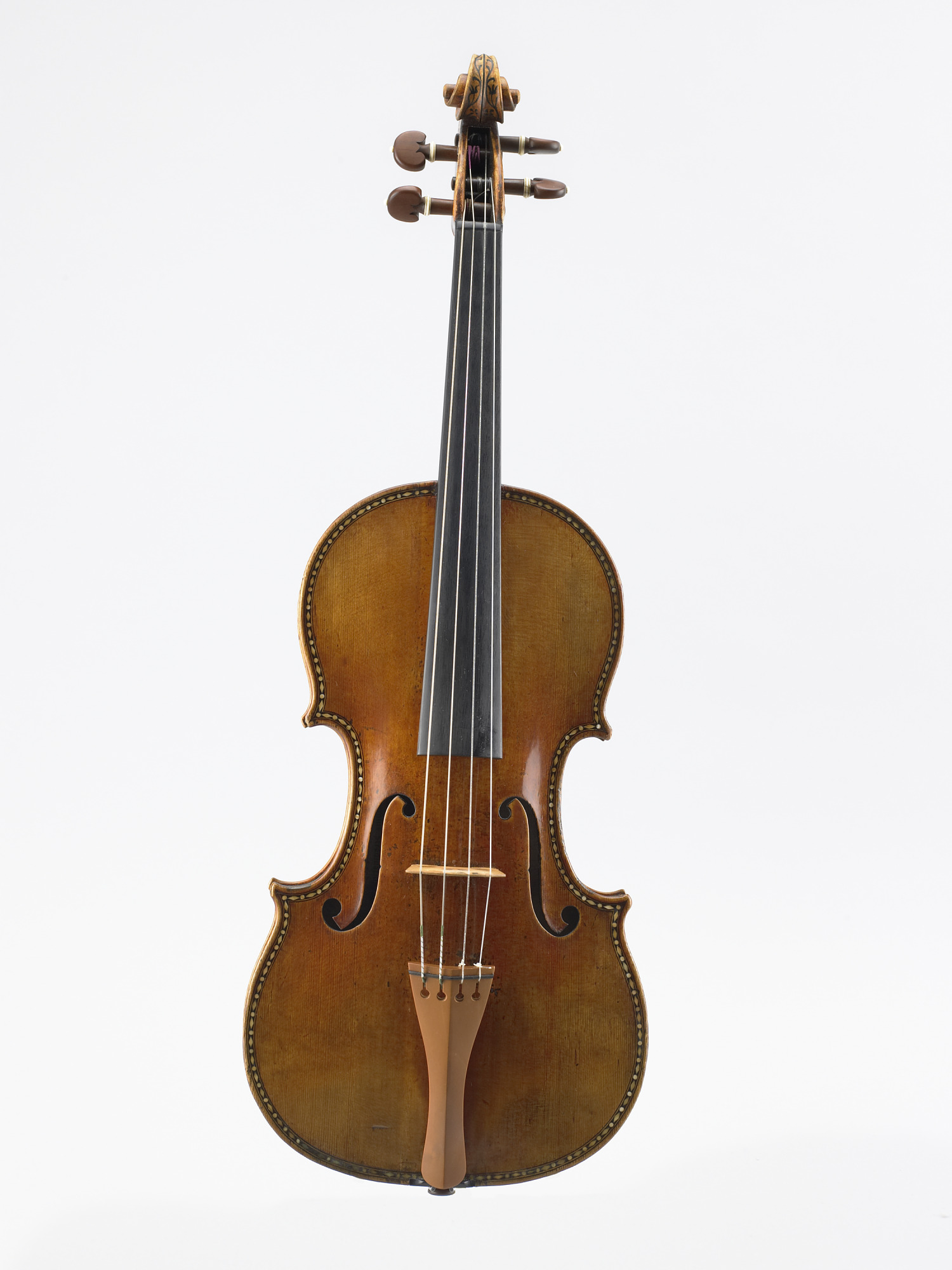 "Image 1 for Stradivari Violin, the ""Greffuhle"""