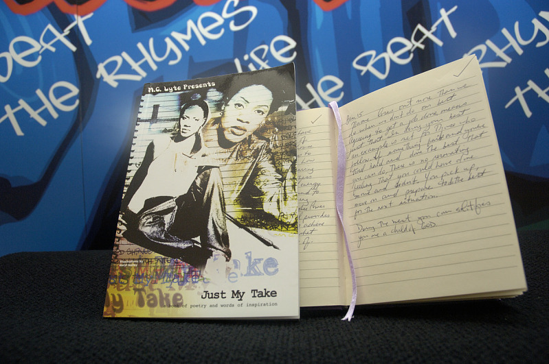 Image for Journal, used by MC Lyte