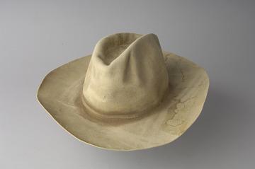 Bracero Hat, about 1957