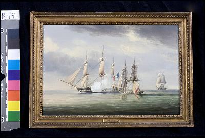 Painting, <i>Cape Comorin</i>