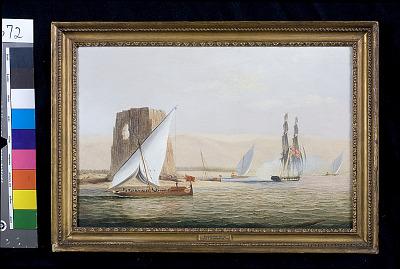 Painting <i>Bombarick Rock</i>
