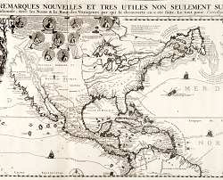 Maps of the Colonial/Revolutionary Period