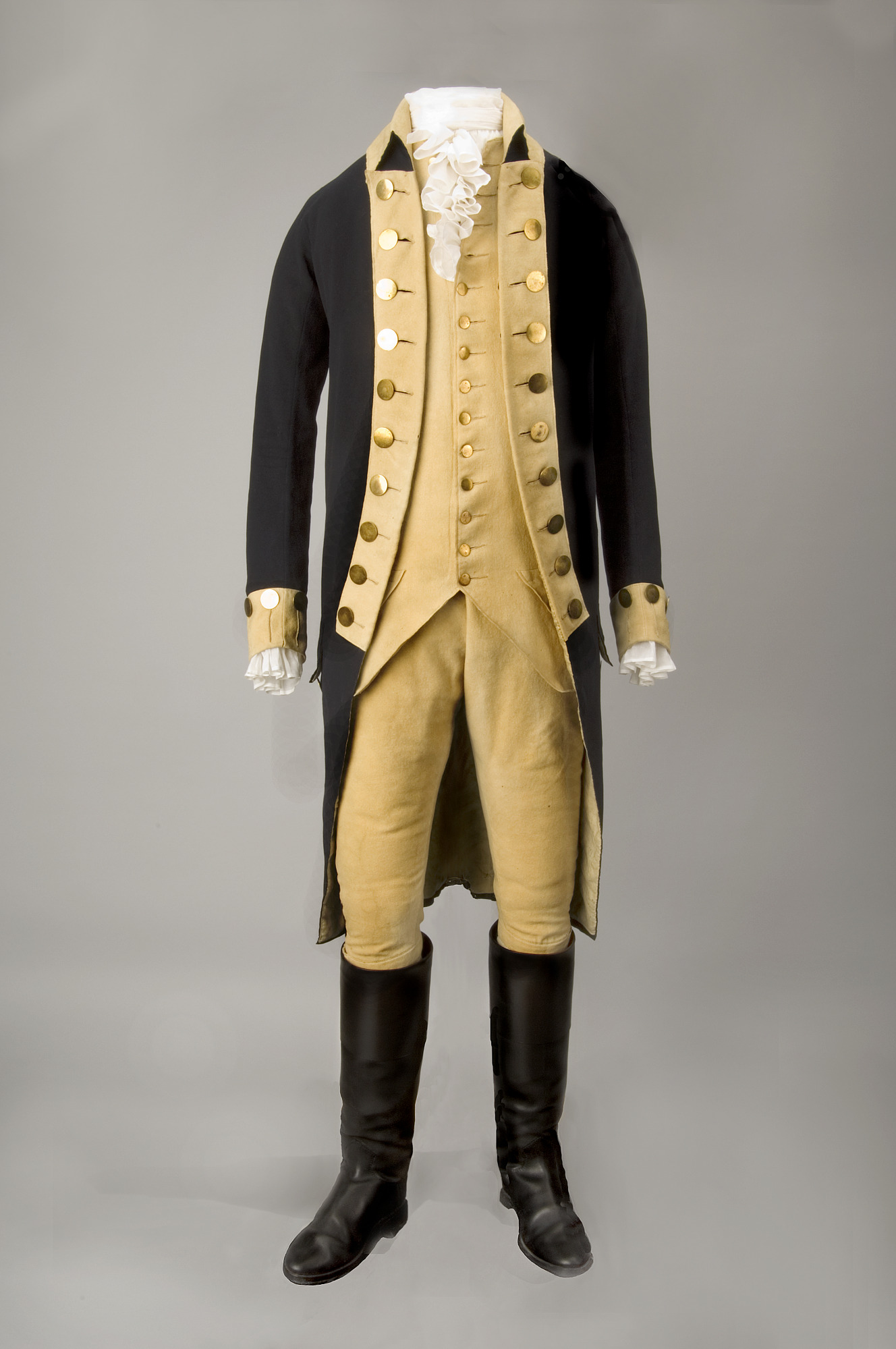 images for George Washington's Uniform