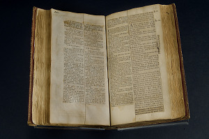 images for Thomas Jefferson, The Life and Morals of Jesus of Nazareth, Extracted textually from the Gospels in Greek, Latin, French, & English-thumbnail 10