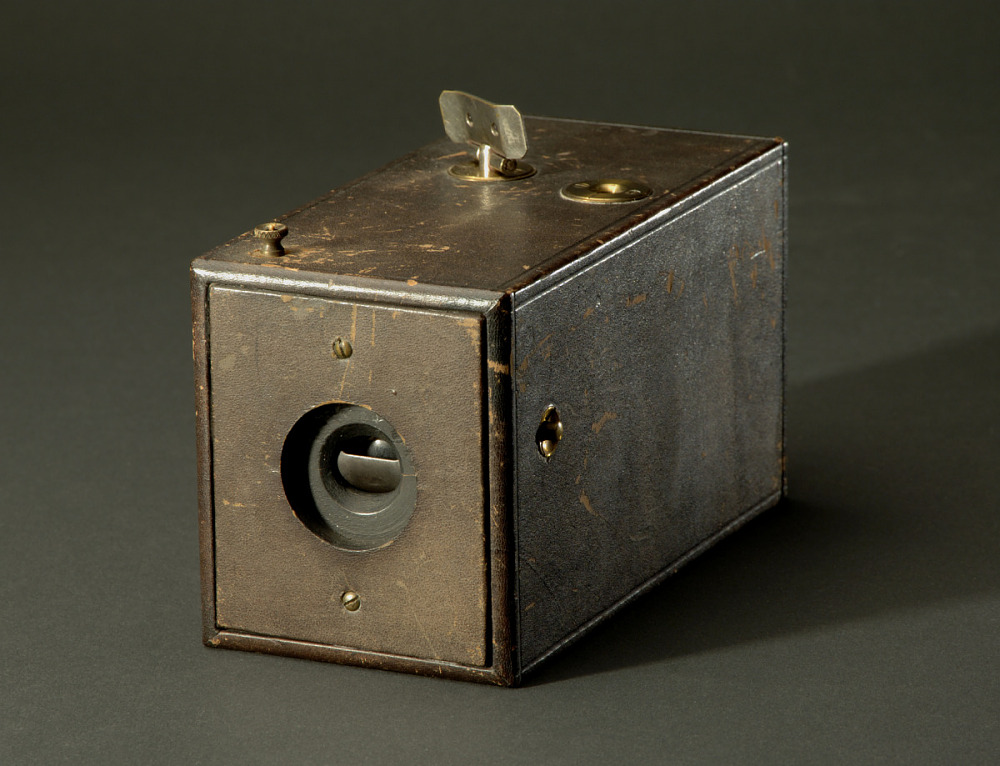 Original Kodak Camera Serial No 540 National Museum Of American History