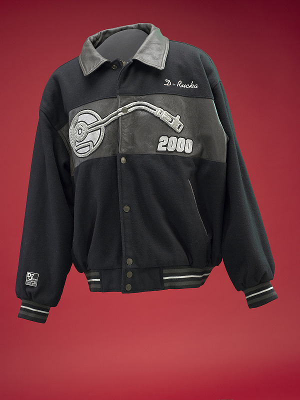 Image 1 for Def Jam Jacket, worn by D-Rucka