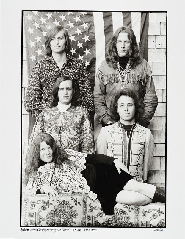 Image for Big Brother and the Holding Company with Janis Joplin