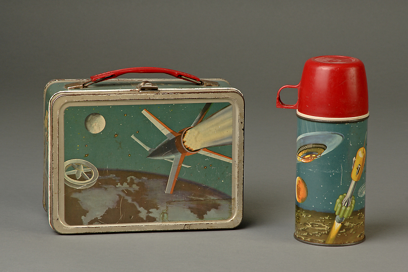 Image 1 for Satellite Lunch Box