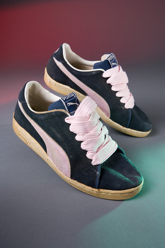 Image for Puma Sneakers, worn by B-Girl Laneski