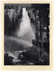 Nevada Fall, Yosemite National Park