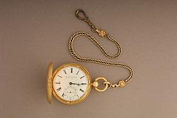 Abraham Lincoln's Watch, around 1858